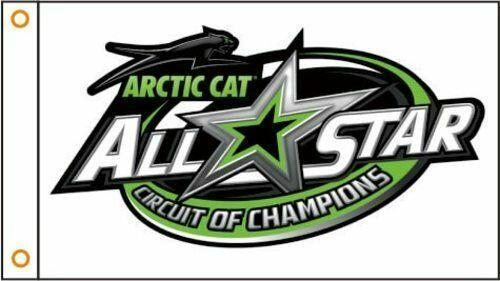 ARCTIC CAT Custom Flag