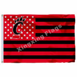 Cincinnati Bearcats Sport Flag