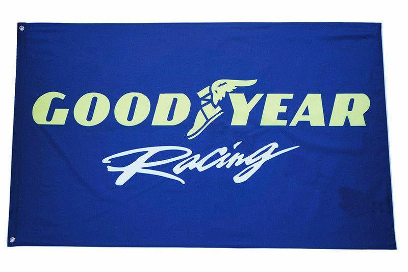 GOOD YEAR RACING Custom Flag