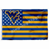 West Virginia Mountaineers Sport Flag