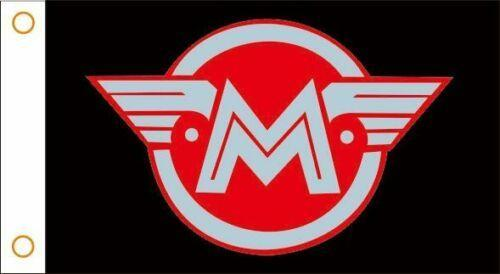 Matchless Motorcycle London Custom Flag