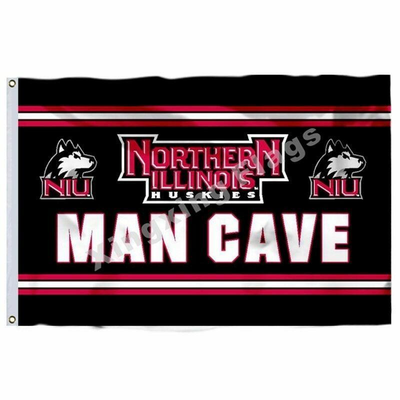 Northern Illinois Huskies Sport Flag