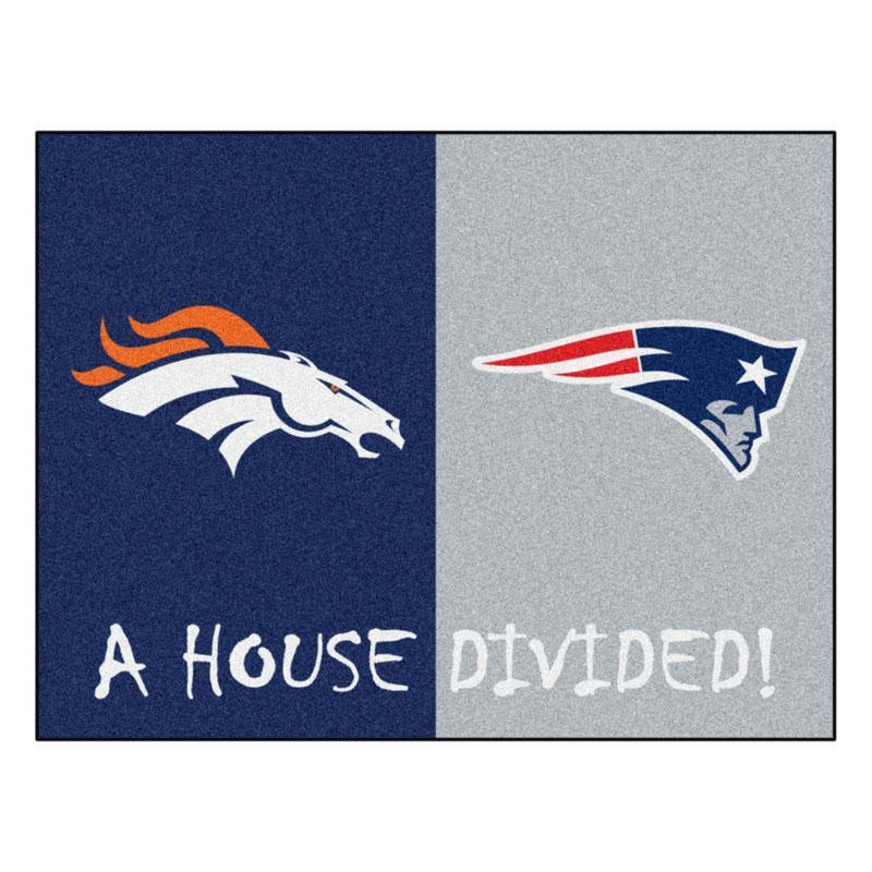 Denver Broncos Custom Sport Flag