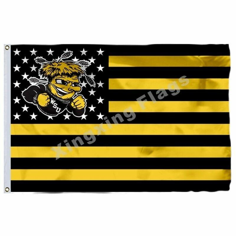 Wichita State Shockers Sport Flag
