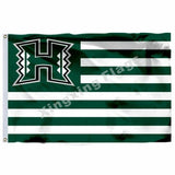Hawaii Warriors Sport Flag