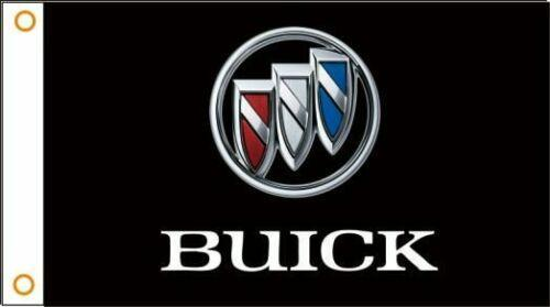 BUICK Custom Flag