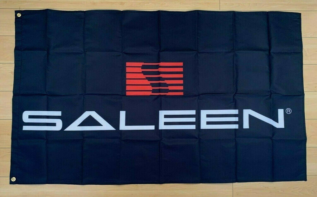 SALEEN Custom Flag