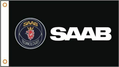 SAAB Custom Flag