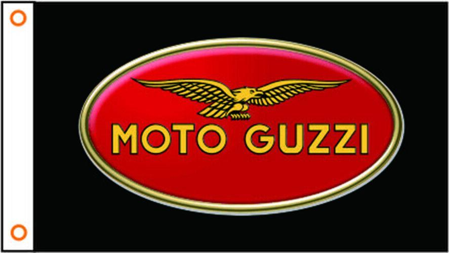 Moto Guzzi Motorcycles Custom Flag