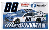 Alex Bowman Custom Sport Flag