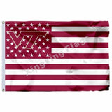Virginia Tech Sport Flag
