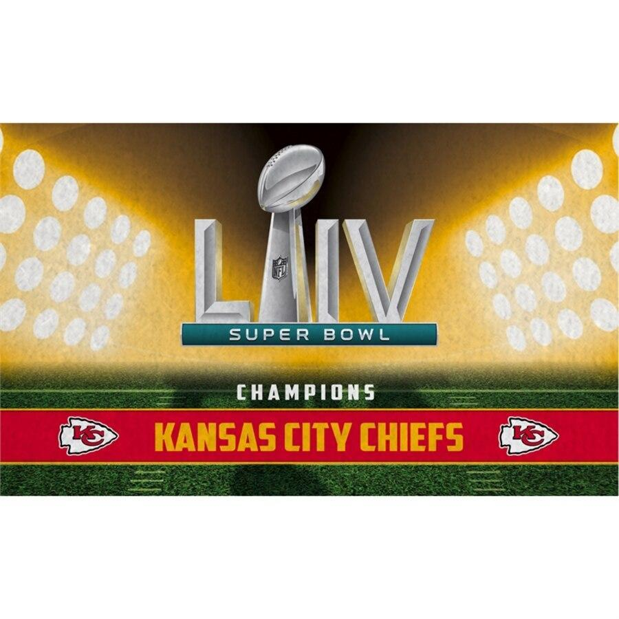 Kansas City Chiefs Super Bowl 2020 Custom Sport Flag