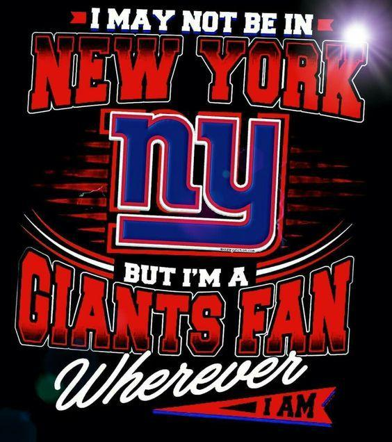 New York Giants Custom Sport Flag