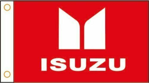 ISUZU MOTORS Custom Flag