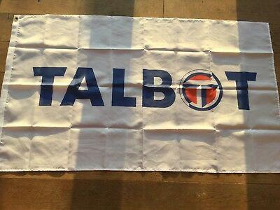 TALBOT RACING Custom Flag
