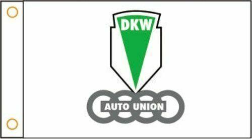 DKW Motorcycles Custom Flag