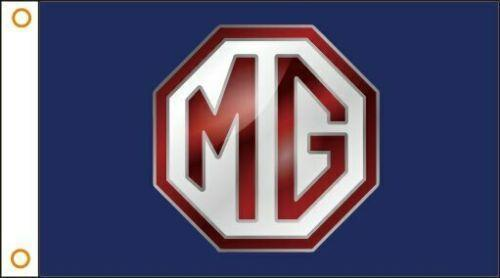 MG Custom Flag