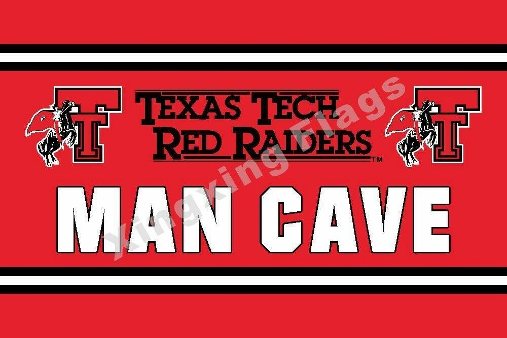 Texas Tech Red Raiders Sport Flag