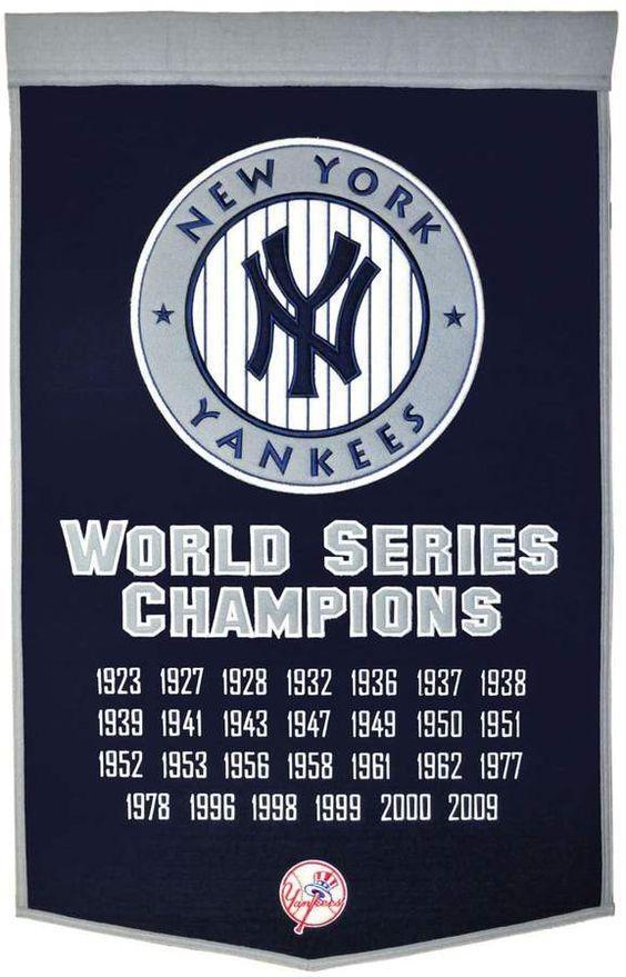 New York Yankees Custom Sport Flag