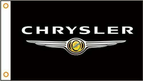 CHRYSLER Custom Flag