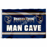 Brigham Young Cougars Sport Flag