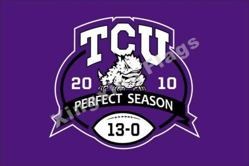 Texas Christian Horned Frogs Sport Flag