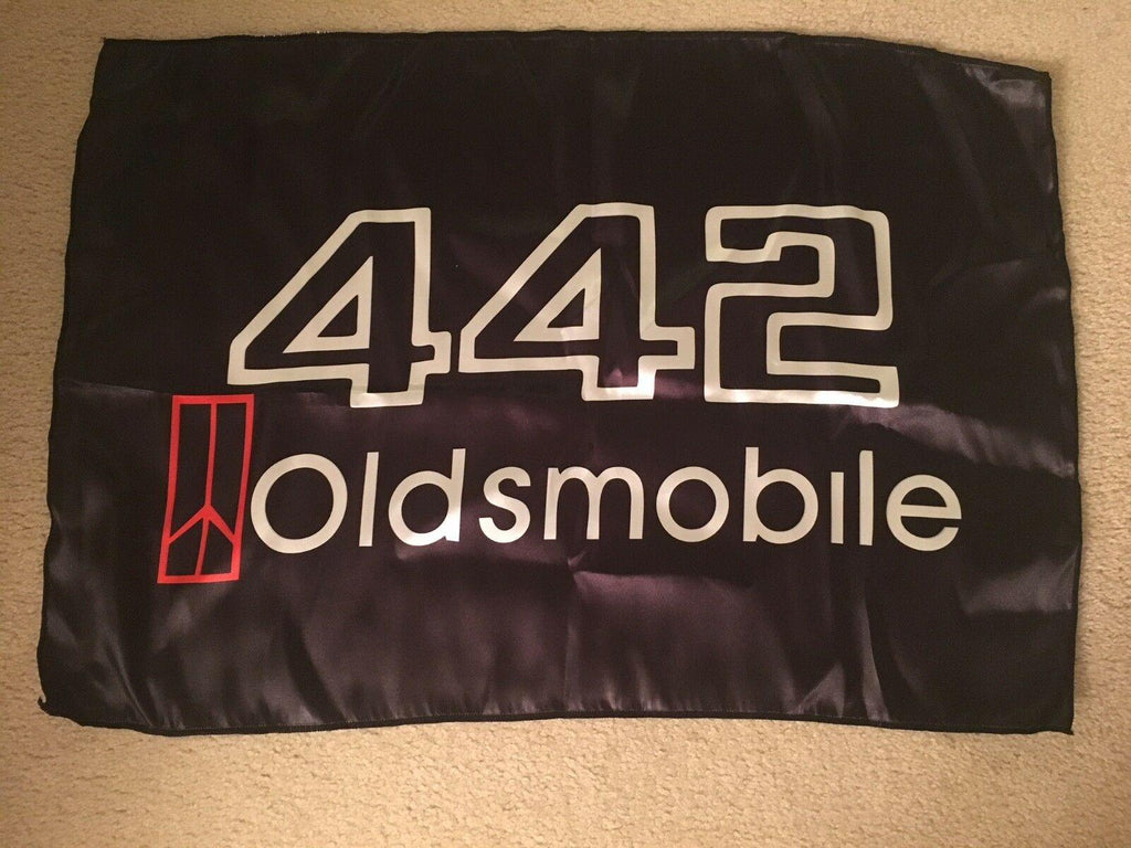 OLDSMOBILE Custom Flag