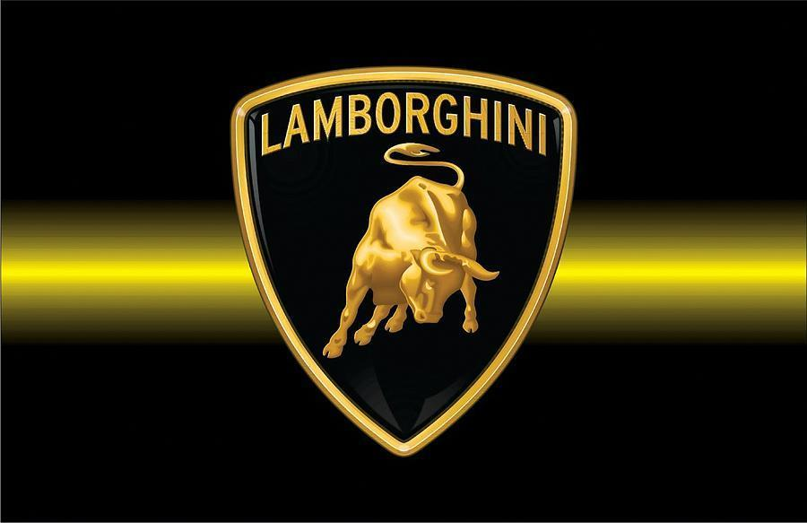 LAMBORGHINI Custom Flag