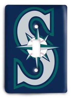 Seattle Mariners Custom Sport Flag