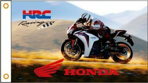 Honda Motorcycles Club Custom Flag