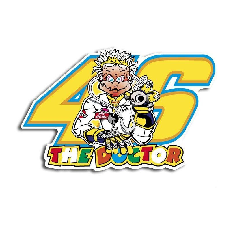 Valentino Rossi 46 The Doctor Laser Engraved Place Mat