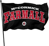 McCormick Farmall Custom Flag