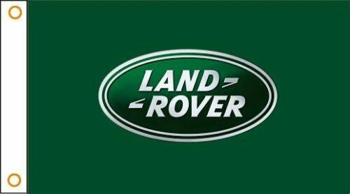 LAND ROVER Custom Flag