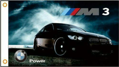 BMW MOTORSPORT ALPINA Custom Flag