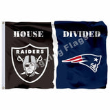 Oakland Raiders Custom Sport Flag