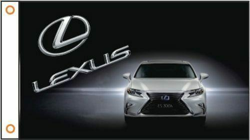 LEXUS Custom Flag