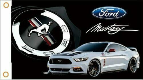 FORD MUSTANG SHELBY COBRA Custom Flag