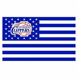Los Angeles Clippers Custom Sport Flag