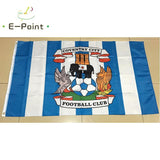 Coventry City Custom Sport Flag