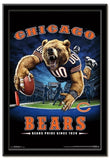 Chicago Bears Custom Sport Flag