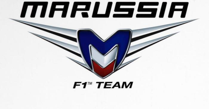 MARUSSIA Racing Custom Flag