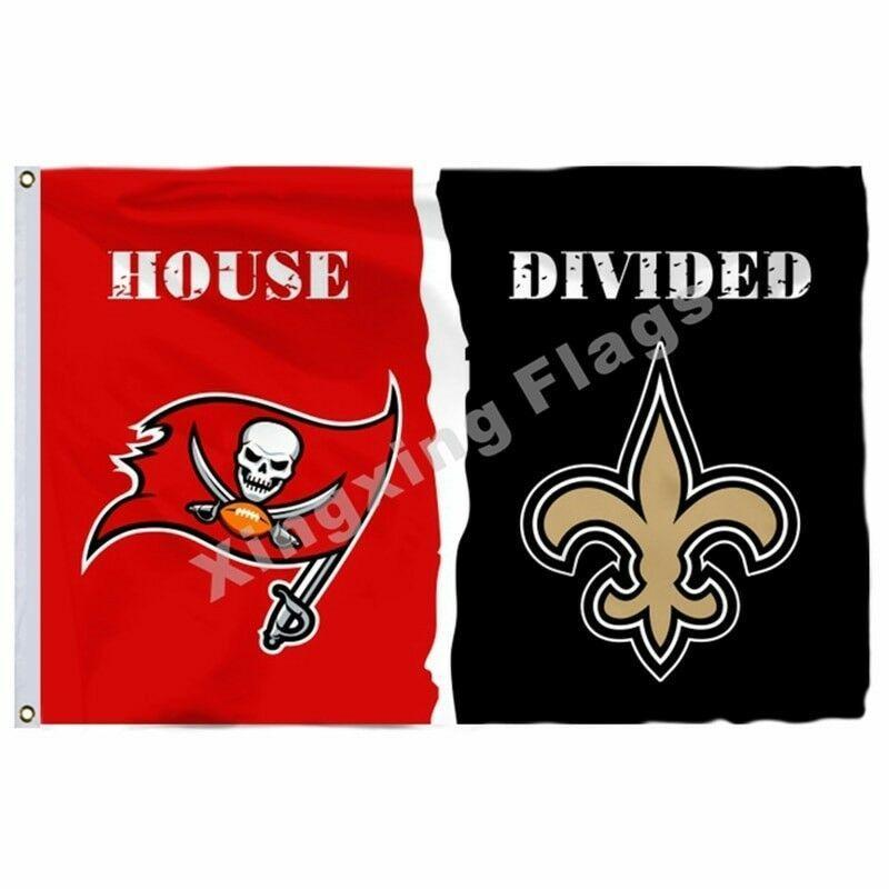 Tampa Bay Buccaneers Custom Sport Flag