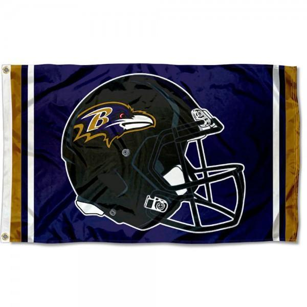 Baltimore Ravens Custom Sport Flag