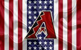 Arizona Diamondbacks Custom Sport Flag