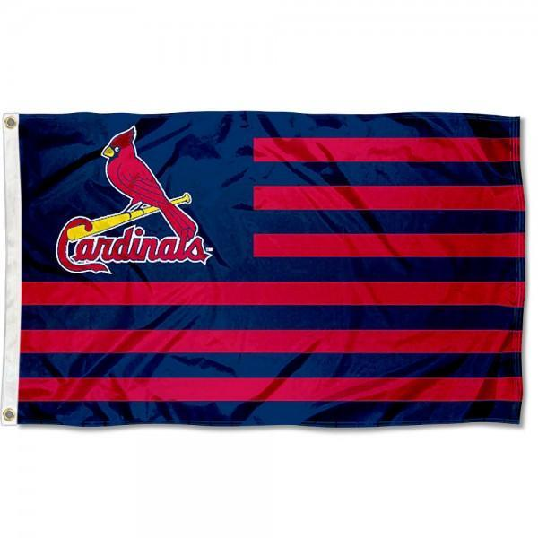 St. Louis Cardinals Custom Sport Flag