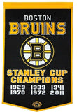 Boston Bruins Custom Sport Flag