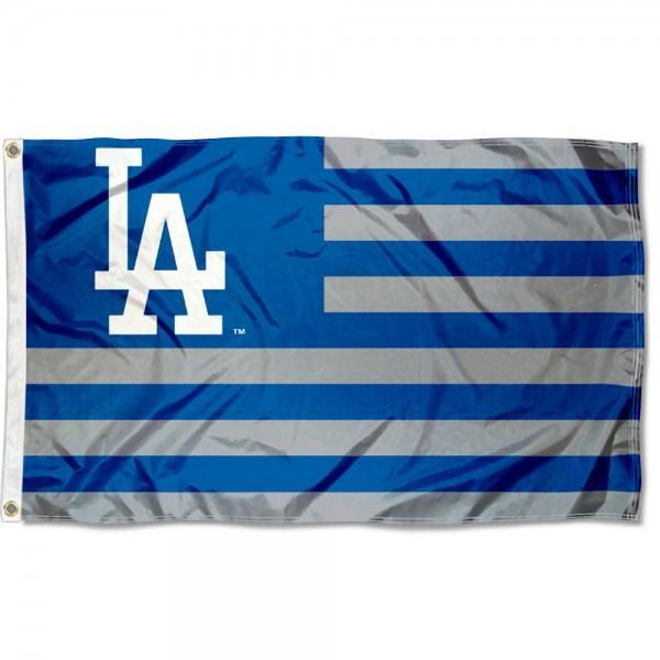 Los Angeles Dodgers Custom Sport Flag