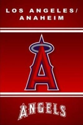 Los Angeles Angels Custom Sport Flag