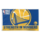 Golden State Warriors Custom Sport Flag
