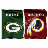 Washington Redskins Custom Sport Flags